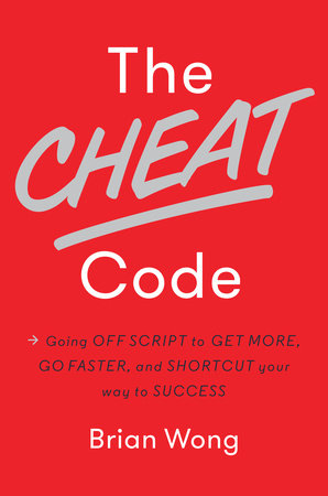 The Cheat Code book cover