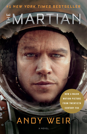 The Martian (Mass Market MTI) book cover