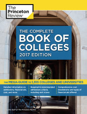 The Complete Book of Colleges, 2017 Edition