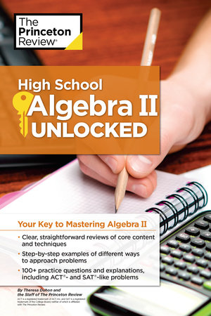 High School Algebra II Unlocked