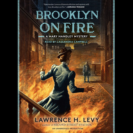 Brooklyn on Fire book cover