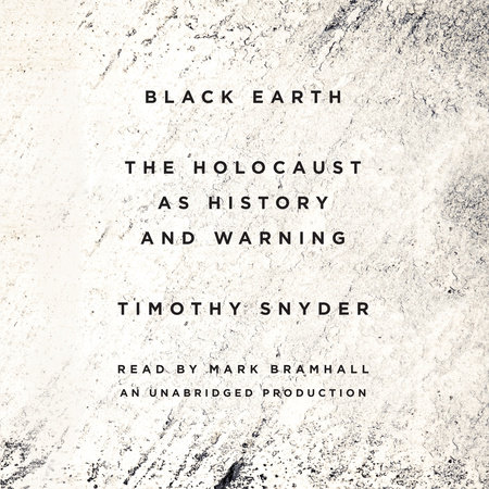 Black Earth book cover