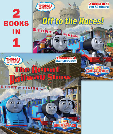 Thomas & Friends The Great Railway Show/Off to the Races (Thomas & Friends)
