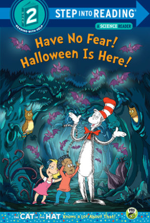 Have No Fear! Halloween Is Here! (dr. Seuss/the Cat In The Hat Knows A Lot About That!) (ebk)