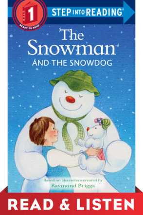 The Snowman And The Snowdog: Read & Listen Edition (ebk)