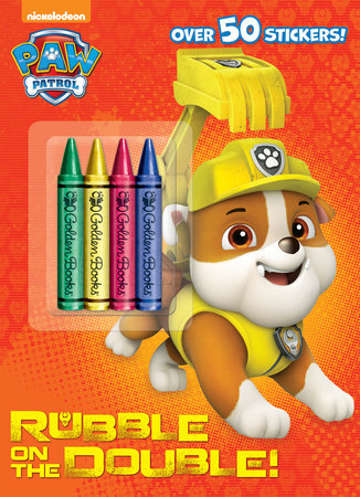 Rubble on the Double! (Paw Patrol)