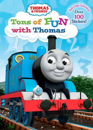 Tons of Fun with Thomas (Thomas & Friends)