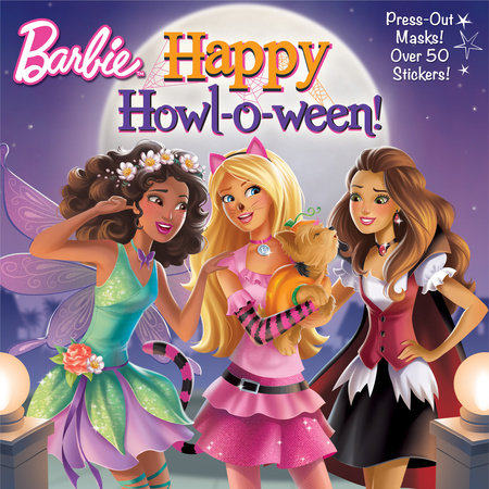 Happy Howl-o-ween! (Barbie)