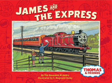 James and the Express (Thomas & Friends)