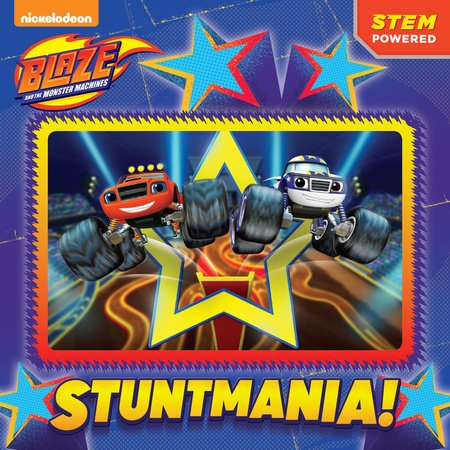 Stuntmania! (Blaze and the Monster Machines)