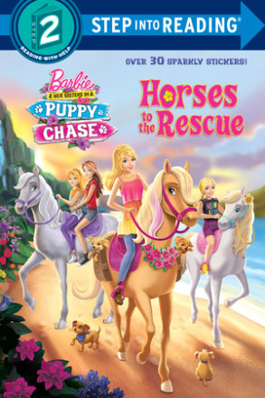 Horses To The Rescue (barbie & Her Sisters In A Puppy Chase)