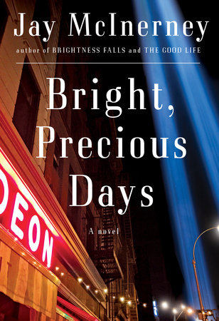 Cover art for Bright, Precious Days