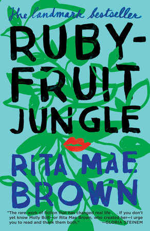 Rubyfruit Jungle book cover
