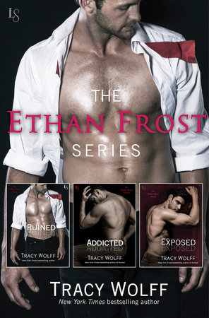 The Ethan Frost Series 3-Book Bundle book cover