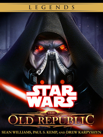 The Old Republic Series: Star Wars Legends 4-Book Bundle
