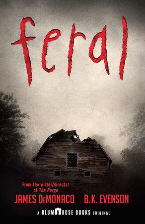 Feral book cover