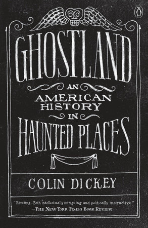 Ghostland book cover