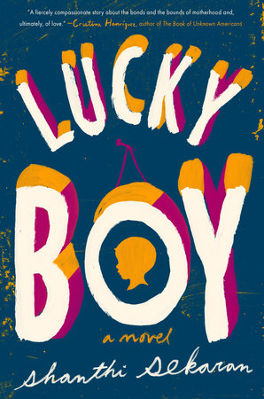 Cover of Lucky Boy