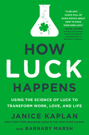 How Luck Happens book cover