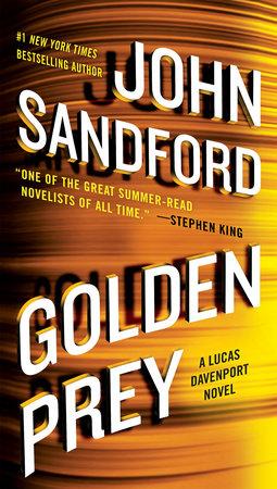 Golden Prey book cover