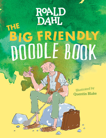 The Big Friendly Doodle Book