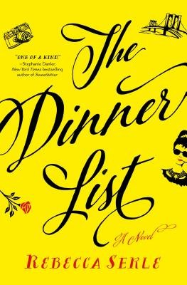 Cover of The Dinner List
