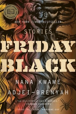 Cover of Friday Black