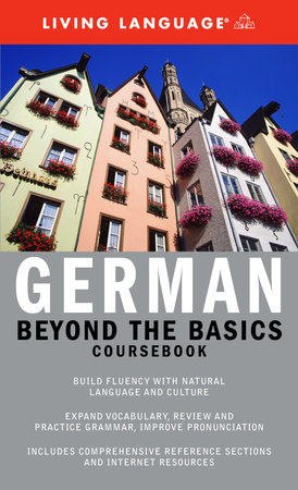 Beyond the Basics: German (Coursebook) by