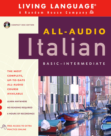 All-Audio Italian by