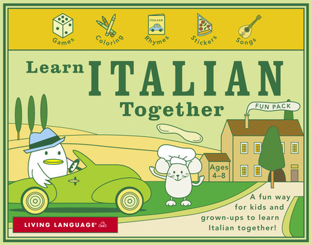 Learn Italian Together by Living Language