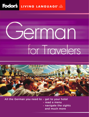 German for Travelers, 2nd Edition by Living Language