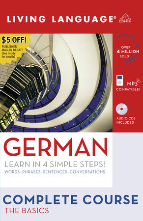 Complete German: The Basics (Book and CD Set) by Living Language