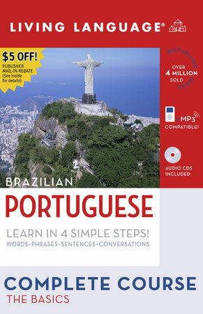 Complete Portuguese: The Basics (Book and CD Set) by Living Language