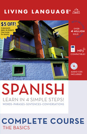 Complete Spanish: The Basics (Book and CD Set) by Living Language