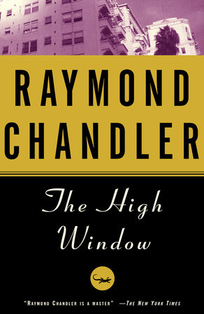The High Window by