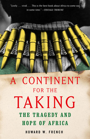 A Continent for the Taking