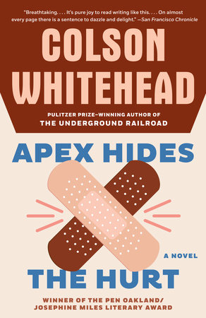 Apex Hides the Hurt book cover