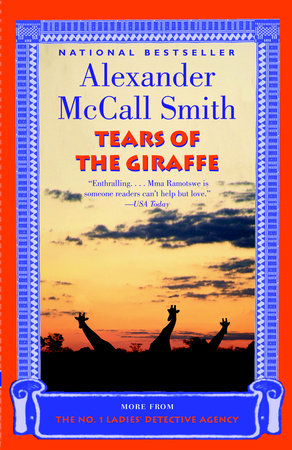 Tears of the Giraffe by