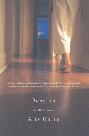 Babylon and Other Stories by Alix Ohlin