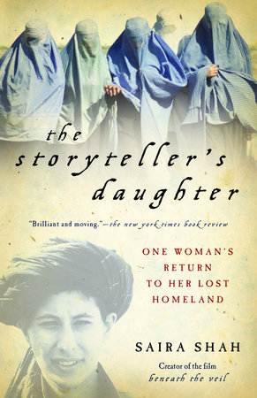 The Storyteller's Daughter by