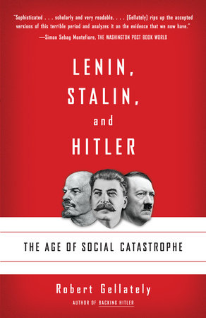 Lenin, Stalin, and Hitler by