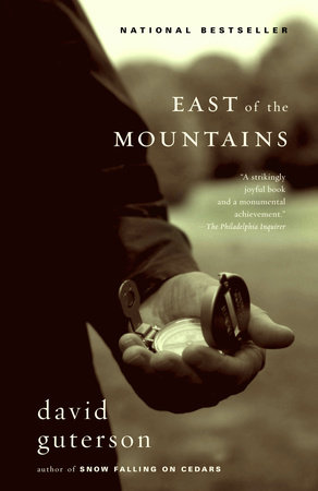 East of the Mountains by David Guterson