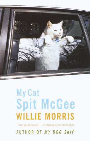 My Cat Spit McGee by
