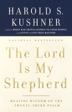 The Lord Is My Shepherd by