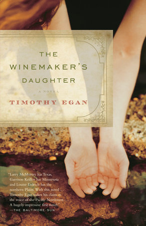 The Winemaker's Daughter by