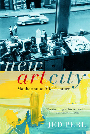 New Art City by Jed Perl