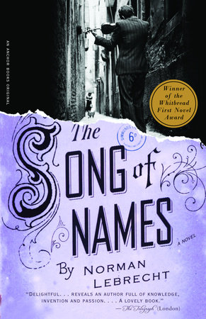The Song of Names by