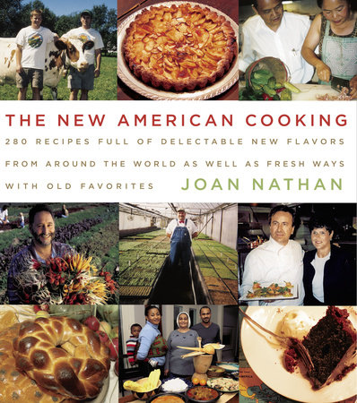 The New American Cooking by