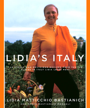 Lidia's Italy by