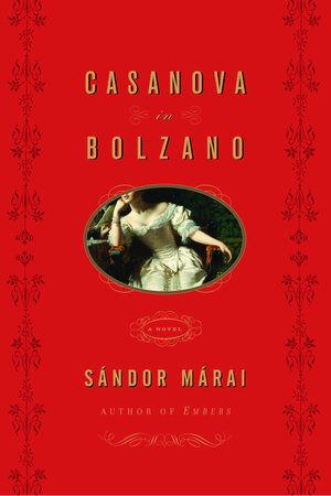 Casanova in Bolzano